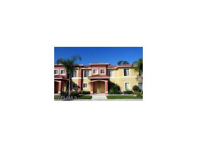 Fort Myers Condo/Townhouse For Sale: 9400 Ivy Brook Run #105