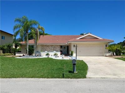 Fort Myers Single Family Home For Sale: 1346 Claret Ct