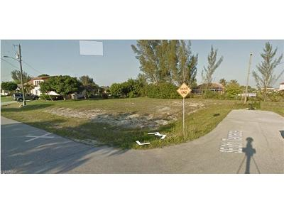 Cape Coral FL Residential Lots & Land For Sale: $54,900