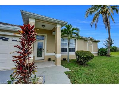 Cape Coral FL Single Family Home For Sale: $249,000