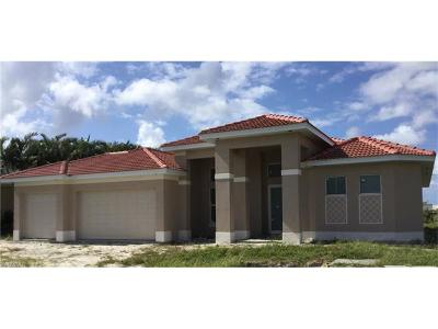 Cape Coral FL Single Family Home For Sale: $359,000