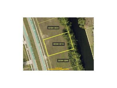 Charlotte County, Collier County, Desoto County, Glades County, Hendry County, Lee County, Sarasota County Residential Lots & Land For Sale: 207 Cultural Park Blvd N