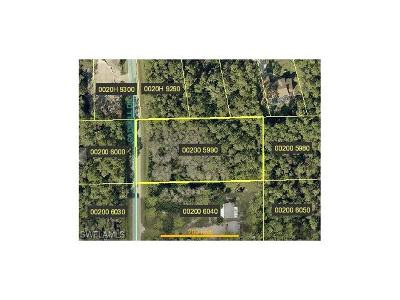 Bonita Springs Residential Lots & Land For Sale: 25187 Catskill Dr
