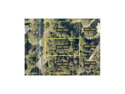 Residential Lots & Land For Sale: 1516 Sheldon Ave