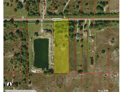 Collier County Residential Lots & Land For Sale: 70th Ave NE