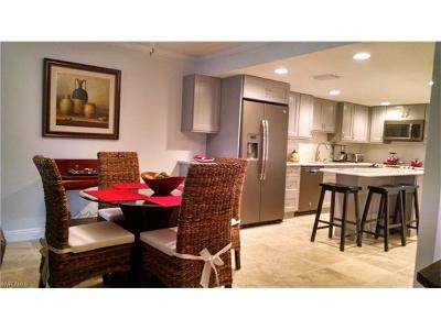 Fort Myers Condo/Townhouse For Sale: 16680 Partridge Place Rd #101