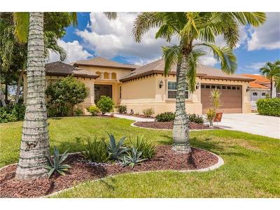 Cape Coral FL Single Family Home For Sale: $385,000