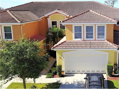 Fort Myers Condo/Townhouse For Sale: 11853 Bayport Ln #1002