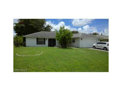 Cape Coral Single Family Home For Sale: 1310 SE 18th St