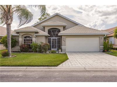North Fort Myers Single Family Home For Sale: 3545 Sabal Springs Blvd