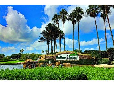 Fort Myers FL Condo/Townhouse For Sale: $167,000