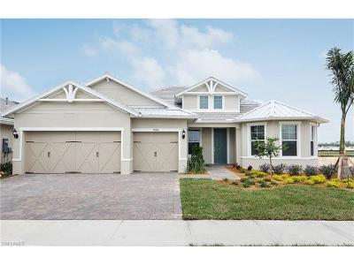 Estero Single Family Home For Sale: 10506 Jackson Square Dr