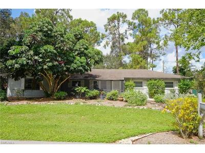 Fort Myers Single Family Home For Sale: 19048 Ocala Rd S