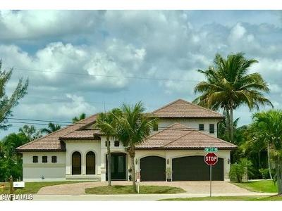 Cape Coral Single Family Home For Sale: 5418 SW 24th Pl