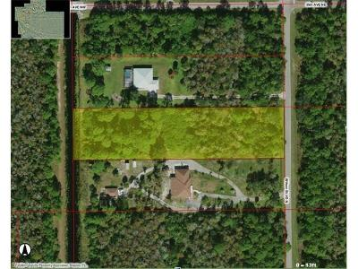 Naples FL Residential Lots & Land For Sale: $79,996