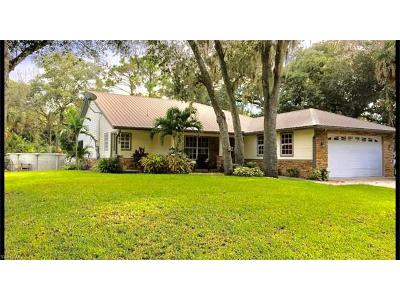 Labelle Single Family Home For Sale: 495 4th Ave