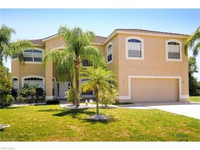 Cape Coral, Matlacha, North Fort Myers Single Family Home For Sale: 2229 SE 17th Pl