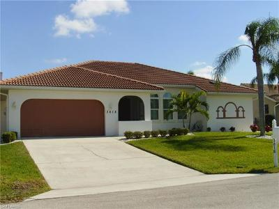 Punta Gorda Single Family Home For Sale: 3818 Saba Ct