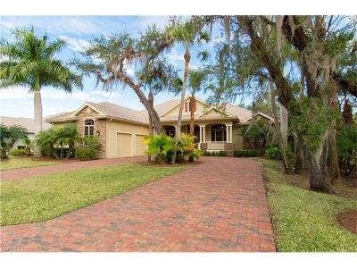 Fort Myers Single Family Home For Sale: 12270 Hammock Creek Way