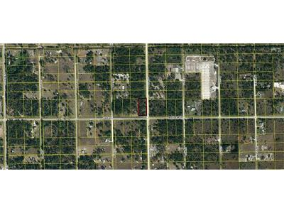 Clewiston Residential Lots & Land For Sale: 593 Camino Real Blvd
