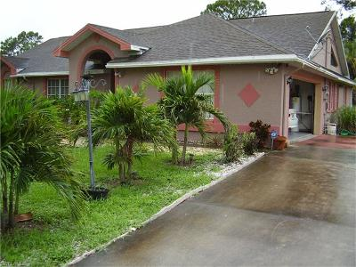 Lehigh Acres Single Family Home For Sale: 109 Jefferson Ave