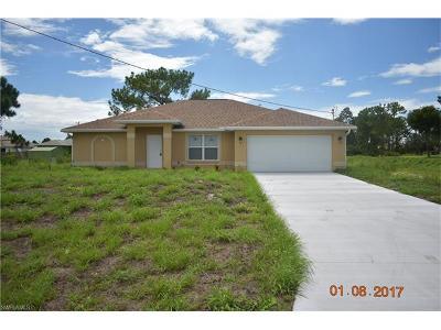 Lehigh Acres Single Family Home For Sale: 3100 Inez Ave S