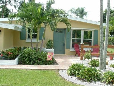 North Fort Myers Single Family Home For Sale: 765 June Pky