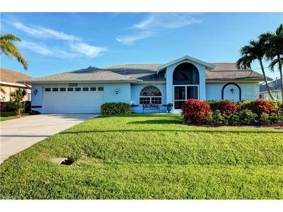 Cape Coral Single Family Home For Sale: 237 SW 37th Ln
