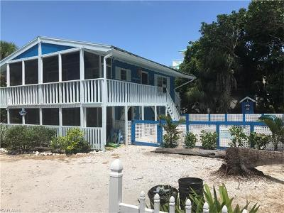 Captiva Single Family Home For Sale: 4530 Hodgepodge Ln
