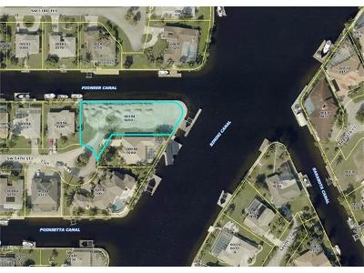 Cape Coral Residential Lots & Land For Sale: 111 SW 54th St