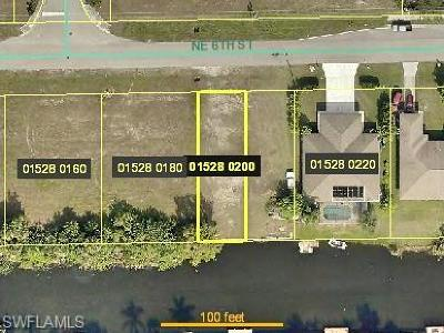 Cape Coral Residential Lots & Land For Sale: 2026 NE 6th St