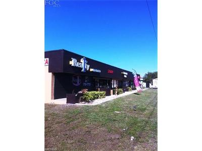 Cape Coral Commercial For Sale: 1110 Del Prado Blvd S #C