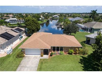 Cape Coral Single Family Home For Sale: 2311 SW 30th Ter