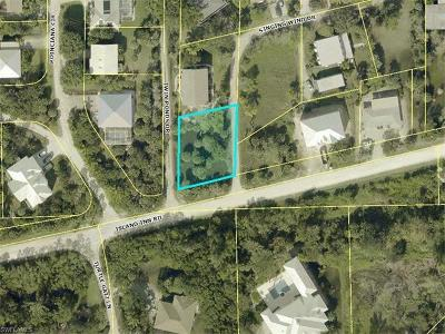 Sanibel Residential Lots & Land For Sale: Island Inn Rd