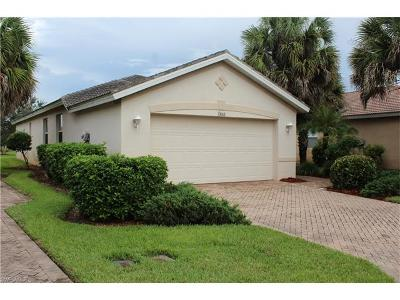 North Fort Myers Single Family Home For Sale: 13068 Sail Away St