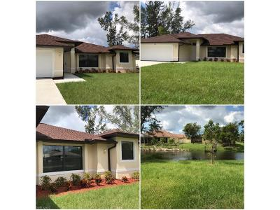 Cape Coral Single Family Home Pending With Contingencies: 1122 SW 15th Ave
