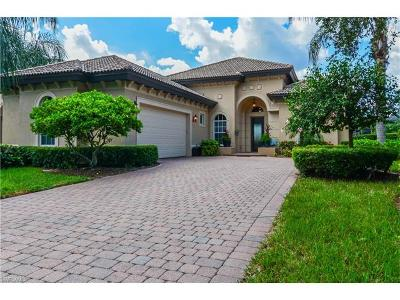 Estero Single Family Home For Sale: 12530 Grandezza Cir