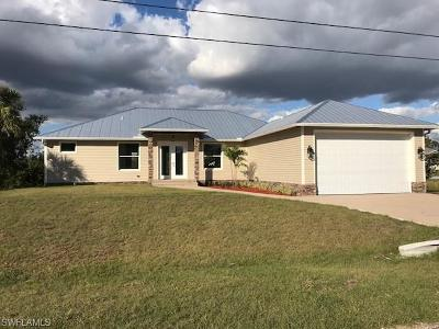 Alva FL Single Family Home For Sale: $364,900