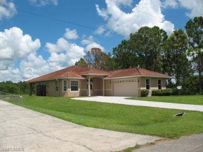 Lehigh Acres Single Family Home For Sale: 1241 Antonio St E