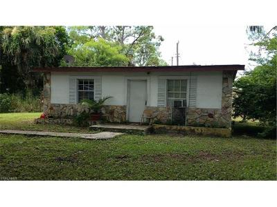 Fort Myers Single Family Home For Sale: 5462 9th Ave