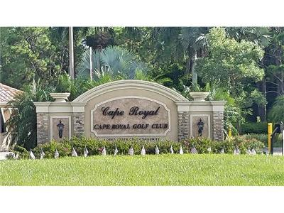 Cape Coral FL Rental For Rent: $2,100