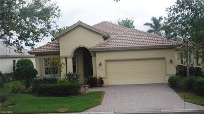 Fort Myers Single Family Home For Sale: 3170 Bramble Cove Ct