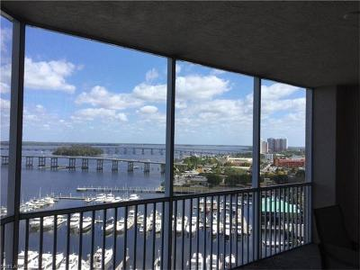 Fort Myers Condo/Townhouse For Sale: 2090 W 1st St #1605
