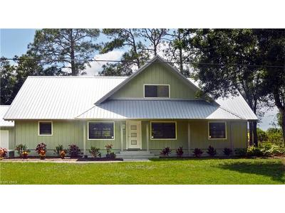 Labelle FL Single Family Home For Sale: $259,900