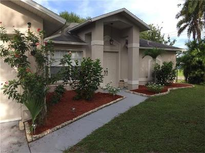 Fort Myers Single Family Home For Sale: 6149 Hellman Ave
