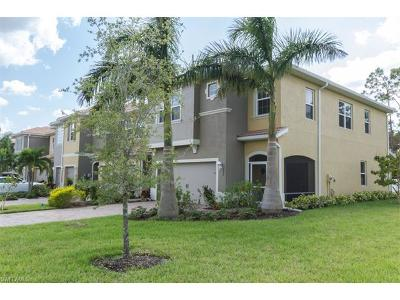 Fort Myers Condo/Townhouse For Sale: 3740 Tilbor Cir