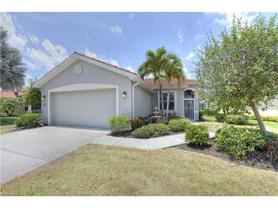 North Fort Myers Single Family Home For Sale: 3552 Via Athena