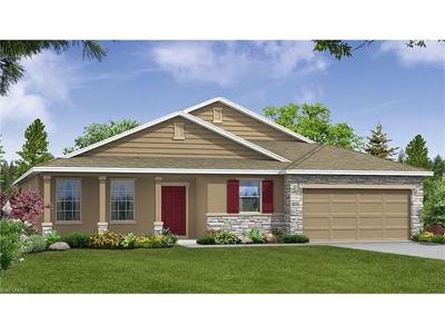 Cape Coral Single Family Home For Sale: 1729 SW 38th Ln