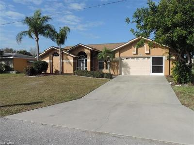 Cape Coral Single Family Home For Sale: 2114 SE 11th Ave