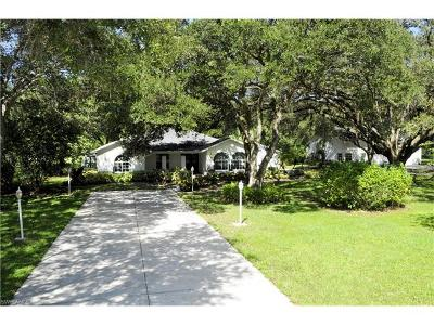 Lehigh Acres Single Family Home For Sale: 1807 Jackson Ave